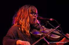 Sarah Watkins havnt been able to hear much of her but she is amazing