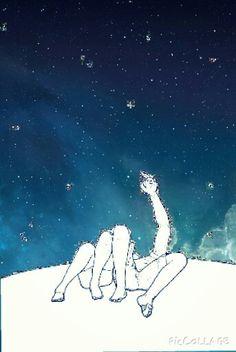 Guardando le stelle....