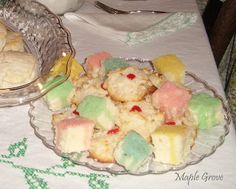 Maple Grove: Quick and Easy Recipes for a Ladies Tea