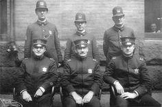 Cincinnati Police Sergeants and Lieutenants (1915)