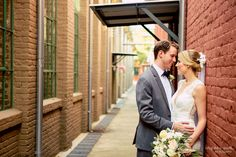 The Foundry at Puritan Mill Wedding :: Meagan + Brandon :: with Tyler Social Events, Formal Wedding, Local Artists, Backdrops, Wedding Photos, Wedding Planning, In This Moment, Photo And Video, Wedding Dresses