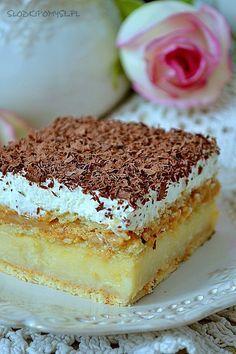 New Menu, Vanilla Cake, Tiramisu, Nom Nom, Food And Drink, Sweets, Baking, Ethnic Recipes, Mamma Mia