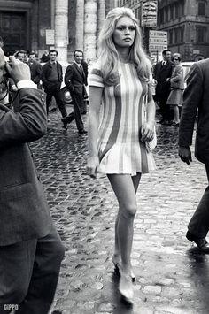 Brigitte Bardot simply classic