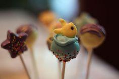 cake pops by Diane's Sweet Treats - (Diane Burke), via Flickr