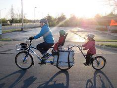 FUTURE? The rise of the e-bike