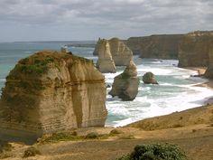 """12 Apostles,"" Great Ocean Road, Australia"