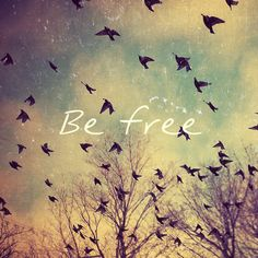 Be Free Tumblr Picture