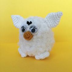 1000 Images About Crochet Furby On Pinterest Furby Boom