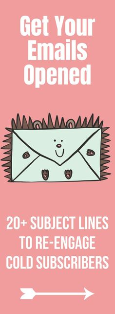 Best Email Subject Lines For Re Engagement Get Th Email Marketing Design, Email Marketing Strategy, Small Business Marketing, Content Marketing, Business Tips, Online Marketing, Affiliate Marketing, Online Business, Digital Marketing