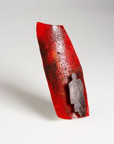 Rallou Katsari Brooch: Almost there silver, color - Endless Closeness.
