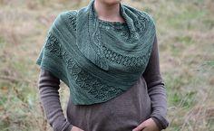 Ravelry: Liantëa pattern by Sara Huntington Burch | Anzula Cloud