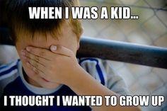 Boy was I wrong…