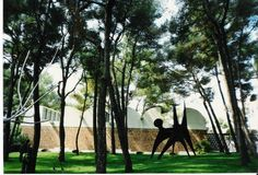 Fondation Maeght in Saint Paul de Vence.  Photo: Lillemor Brink