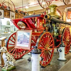 toledo firefighters museum specialty museums visit this awesome place that displays fascinating historic fire valentine