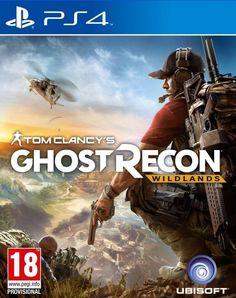 tom clancy's ghost recon wildlands video game