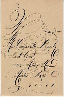 calligraphy - tara
