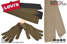 Semana Levi's en Estox. Tenemos tus complementos a precios imbatibles. Bufanda TF LIMIT a 10´70 euros para soci@s y 11´90 en tienda. Y guantes a 8 euros socio@s, 8´90 en tienda. Y muchos más modelos. Échale un vistazo a qué precios venden otros establecimientos los mismos accesorios: http://www.levisoutlet.es/hombres-guantes-levis-ben-caqui-r… http://www.levisoutlet.es/hombres-levis-bufanda-l%C3%ADmite… ¡Mejor imposible! ¡Te esperamos en la Calle Martí nº 15 de Valencia!