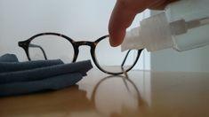 Spray nettoyant lunettes écologique et zéro déchets