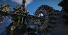 Petroleum -By Vubervos- Minecraft Project