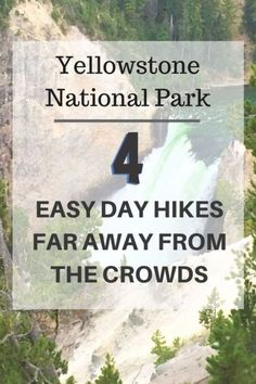 Yellowstone Hikes, Yellowstone Vacation, Yellowstone National Park, Wyoming Vacation, National Park Passport, National Park Tours, Us National Parks, Alaska Travel, Alaska Cruise