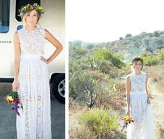 boho wedding dress dolce and gabbana White Wedding Dresses, Boho Wedding Dress, Wedding Gowns, Boho Gown, Wedding Bride, Lace Wedding, Summer Wedding, Dream Wedding, Dress Vestidos