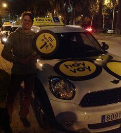 hora-voy de la setmana NICOLAS LEONE!#hoyvoy #autoescuela #autoescuelas #barcelona #granollers