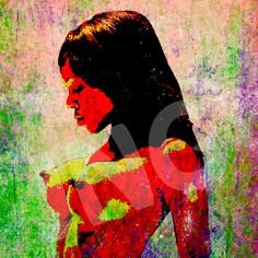 Figurative 66 Instant Digital Download female beauty by johnnovis, $3.00