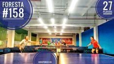 Turneul saptamanal #FORESTA etapa 158: 27 jucatori #pingpong #tenisdemasa #asztalitenisz #tabletennis #tischtennis #oradea