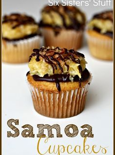 Good LORD! I found my new favorite cupcake ever!! Yup made up my mind making these for the hubby and his friends at work!!