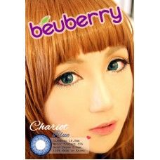 Despite of being bigger in diameter; the amazing Beuberry Chariot Blue Circle lenses keep my eyes hydrated and sparkling.