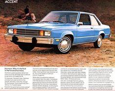 1979 Ford Fairmont 2 Door Sedan Ad