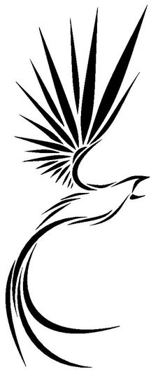 Tribal Phoenix by ~TalentWasted on deviantART – Best Photos 2019 Simple Tribal Tattoos, Tribal Eagle Tattoo, Tribal Phoenix Tattoo, Phoenix Tattoo Design, Tribal Art, Phönix Tattoo, Tattoo Blog, Body Art Tattoos, Tattoo Quotes
