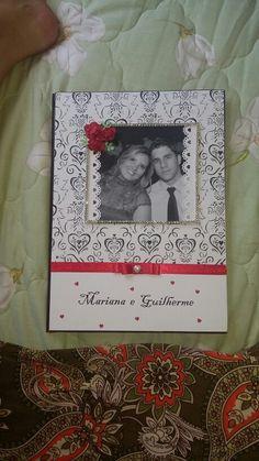 Caderno casamento