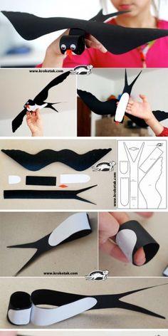 Vogel maken