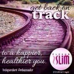 Plexus Get back on track! #plexus
