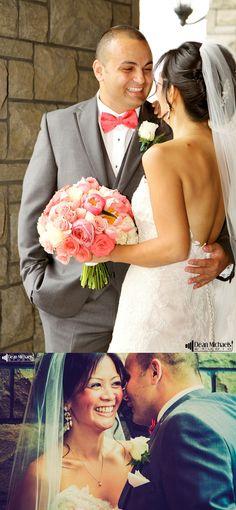 Natalia & Jonathan's June 2015 #wedding at @gallopinghillgc!!! | photo by deanmichaelstudio.com | vendors: @palermobakery, @shopevermine, @geminidjs | #njwedding #newjerseywedding #summer #love #photography #rain #DeanMichaelStudio