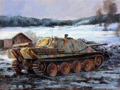 Jagdpanther Battle of the Bulge