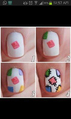 como decorar tus uñas :)