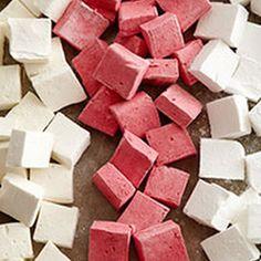 Plain, Mango or Raspberry Marshmallows