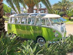 Tropical VW Camper............::