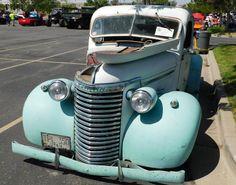 1940 chevy patina=2
