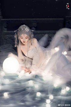 Super Ideas For Photography Fantasy Headdress Fantasy Photography, Amazing Photography, Character Inspiration, Character Art, Illustration Fantasy, Tamamo No Mae, China Girl, Poses, Fantasy Girl