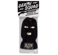 Death Squad Ski Mask