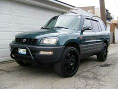 1999 Rav4 Tire Size