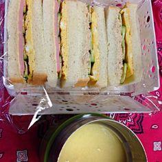 台風大丈夫かな?? - 3件のもぐもぐ - コーンスープ by nikonikokao