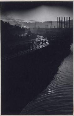 By W. Eugene Smith, 1955.  Pittsburgh, PA