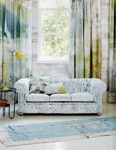 Jessica Zoob Fabrics + Wallcoverings For Romo Black Edition                   jessicazoob_decor8_01
