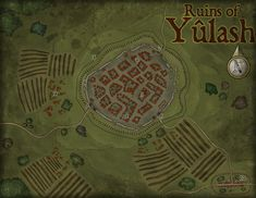 137 Ruins of Yûlash | Elven Tower