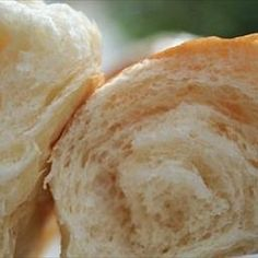 Homemade Butter Rolls on BigOven: Very easy to make, great flavor and fabulous melt in your mouth texture. A terrific recipe for slightly sweet, fluffy crescent rolls. They're a bit more dense than a croissant but much lighter than an average dinner roll. These rolls take a while to make (the dough rises in the refrigerator overnight), but can be done well ahead of time...and they're certainly worth the effort.