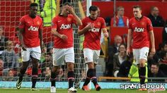 Beleaguered United stumble at home to Southampton  Premier League, Old Trafford - Manchester United 1 (Van Persie 26) Southampton 1 (Lovren 89)